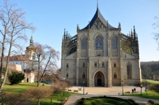 Church of St. Barbara in Kutna Hora