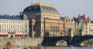 National Theatre in Prague